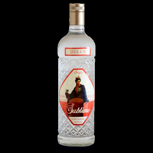 Botella de Anís dulce 1890 Sublime