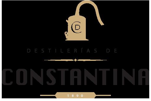 Logo de destilerías de Constantina